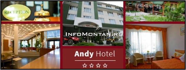 Hotel Andy, Predeal